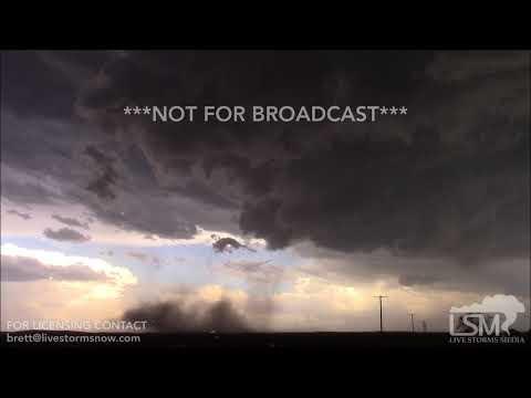05-10-18 Bridgeport, NE-Tornado Warned Gustnado's