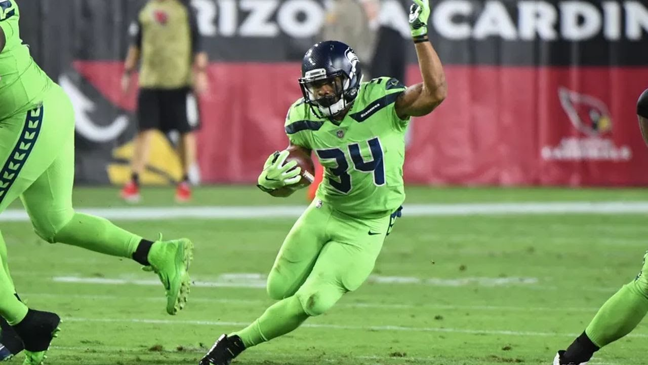 Seahawks vs. Falcons 2017 live results: Score updates and highlights from 'Monday Night Football'