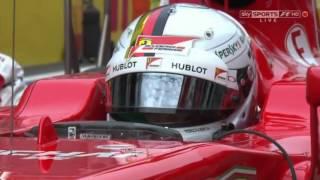 Нарезка моментов Королевских гонок Формула 1