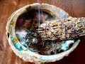 How to use Sage to Purify your home (smudging)