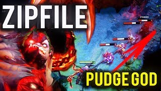 Zipfile God of Pudge