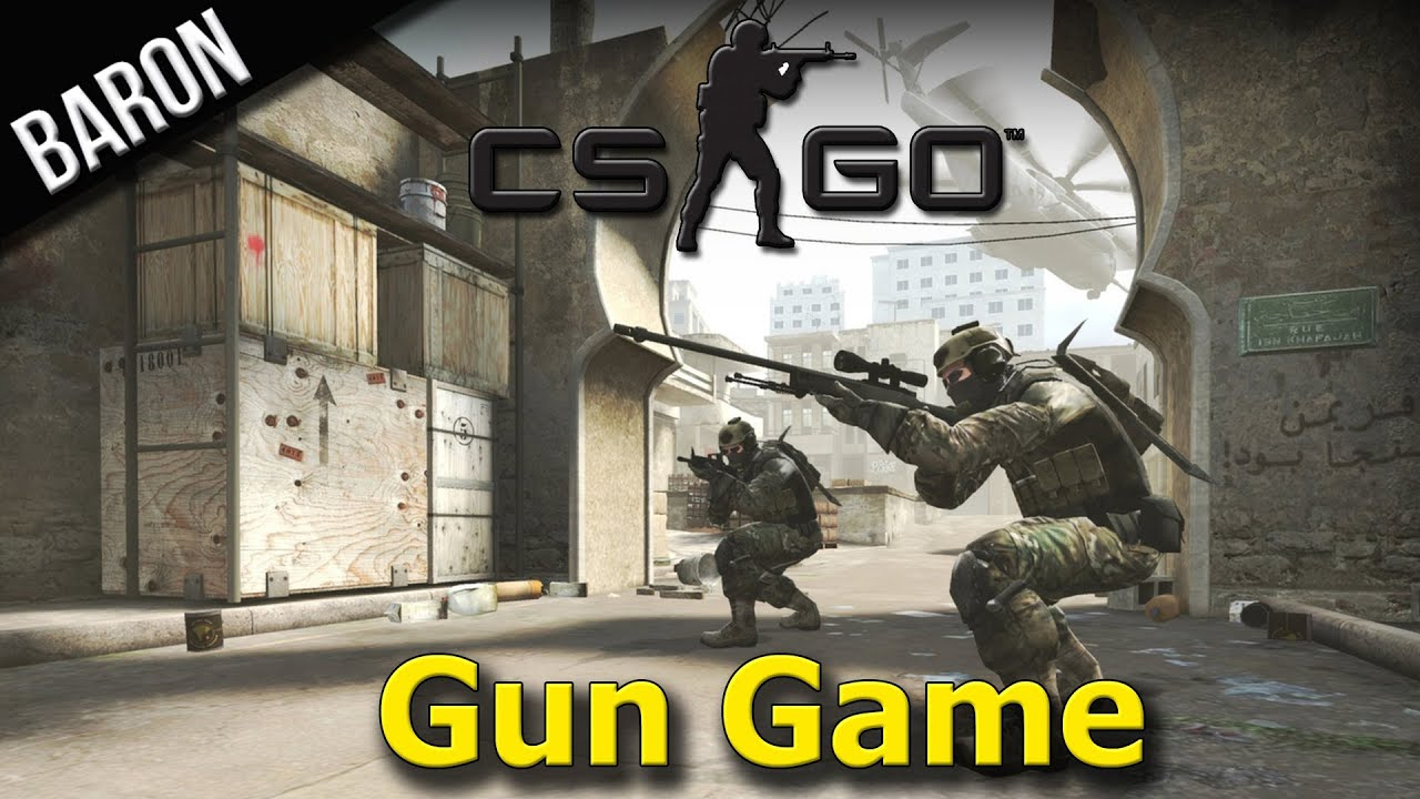 how to give a gun in cs go