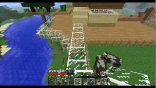 Zagrajmy w Minecraft Odc.9 (Farmy zwierząt)