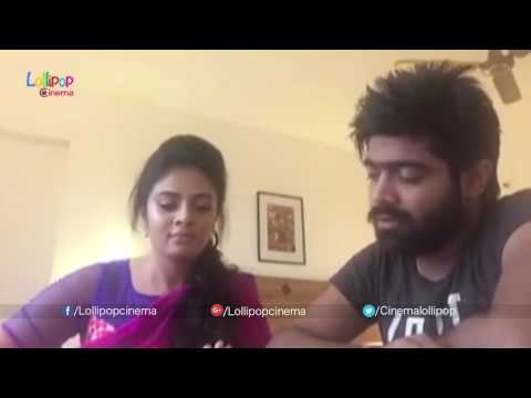 Srimukhi & Revanth Singing Song From Allu...