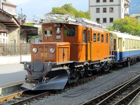4 Tagesfahrt Rhätische Bahn 2011 10 13 bis 16