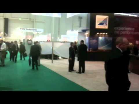 PLAN3 en Aircraft Interiors Expo Hamburgo
