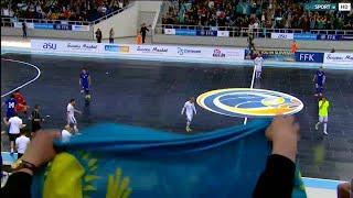 Анонс Футзал EURO 2022 Отборочный турнир Казахстан Венгрия