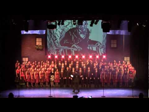 The King's Academy- Fusion- His People- Jekyll and Hyde Medley