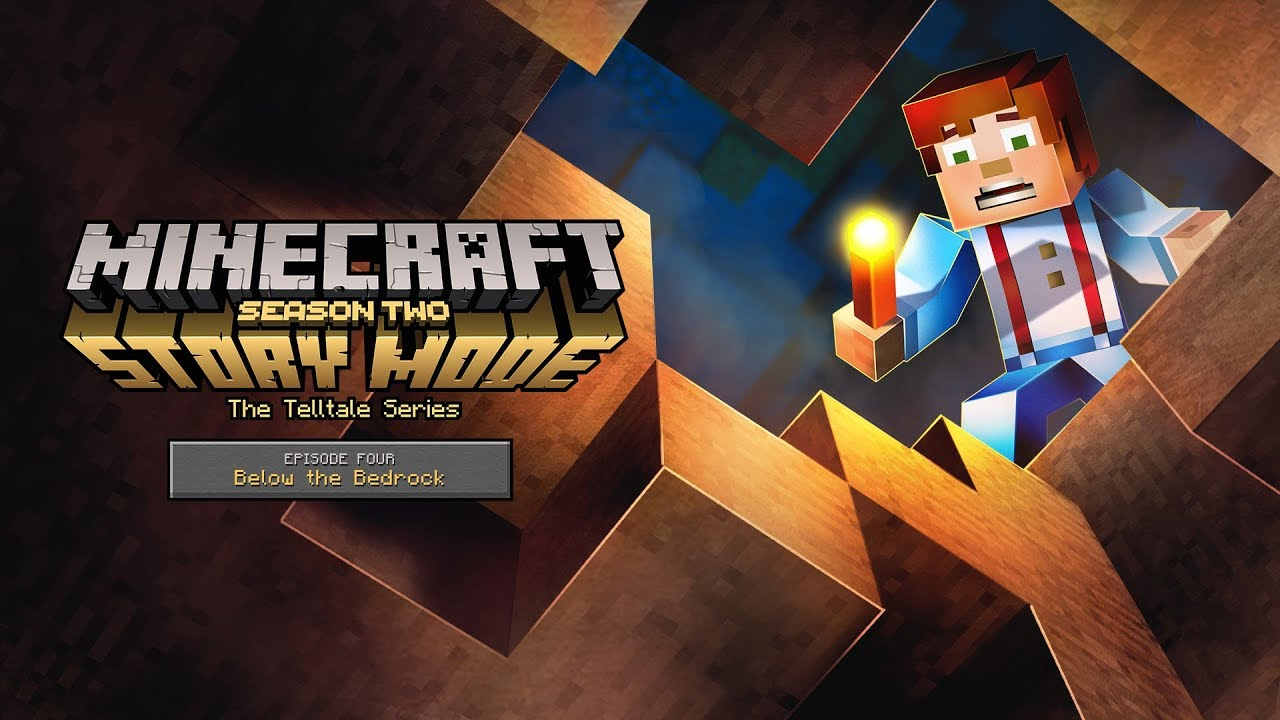 Minecraft Story Mode Season Two Below The Bedrock Gets A