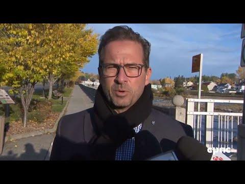 Yves-François Blanchet dénonce la condamnation d'indépendantistes catalans