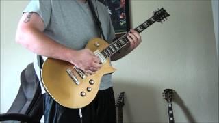 Dethklok - Deththeme (Guitar Cover)