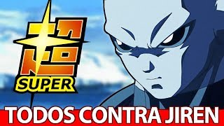 Dragon Ball Super EP 127 - TODOS CONTRA JIREN