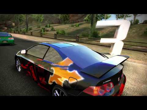 Asphalt 8  Airborne EVENT with  Honda Integra ##
