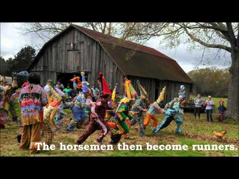 Mamou's Courir de Mardi Gras