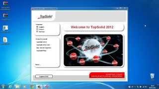 InstalaÇÃo Topsolid 2012