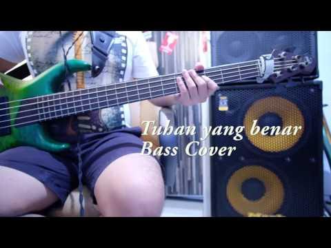 UX Band - Tuhan yang benar bass cover