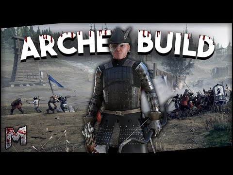 Archer Build And Tips - Mordhau