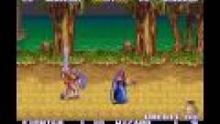 SNES Longplay King Of Dragons