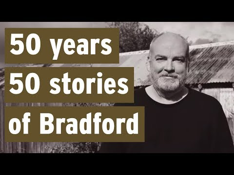 50 Years 50 Stories: Andrew Ford