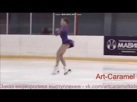 Надежда Кузнецова ПП КМС 2 этап Кубка Санкт-Петербурга 2018