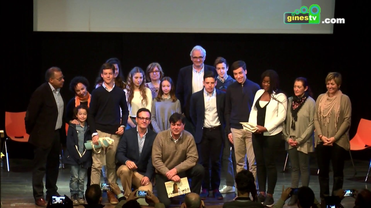 Gines acogió la final de la fase comarcal del primer Certamen de Oratoria