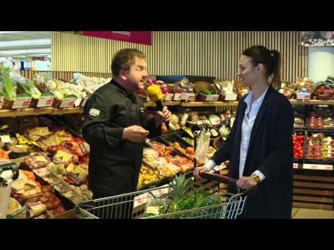 ANTENNE VORARLBERG - Grillparty -  Einkauf bei Sutterlüty