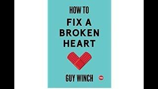 Unabridged: Guy Winch @guywinch @LFPL