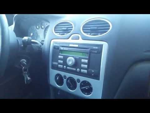 магнитола 6000сd форд фокус 2