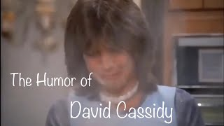 David Cassidy Humor Clips/PF, concerts, interviews 2