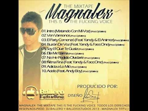 Magnalex Ft Andy Boy - Ácido Official Remix (Prod. By Dj Ballero)