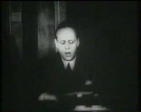 Joachim Von Ribbentrop, 1938