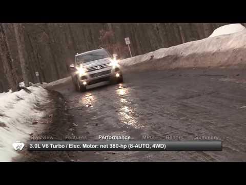 2012 Volkswagen Touareg Hybrid Used Car Report