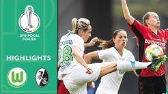 VfL Wolfsburg - SC Freiburg 1:0 | Highlights | DFB-Pokal der Frauen 2018/19 | Finale