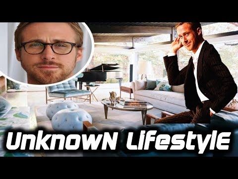 The Secret Lifestyle of Ryan Gosling. Girlfriend, Scandals,  Family, Net Worth & Unknown Facts. 3MR