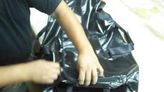 Рыбацкая сумка из ПВХ ткани