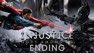 INJUSTICE GODS AMONG US TAMIL GAMEPLAY PART 2 ENDING BATMAN