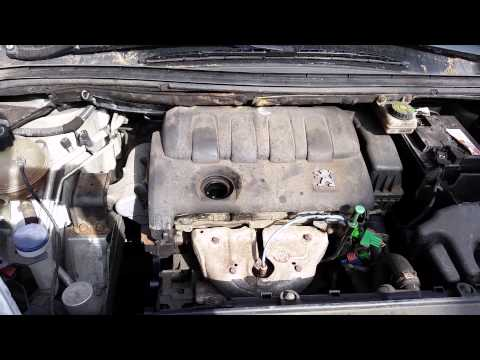 how to change a peugeot 307 cc spark plug