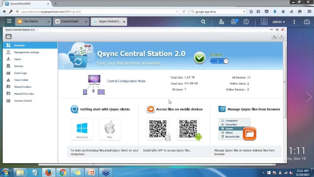 Qsync Central Station 2 0 Webinar