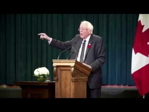 HiMY SYeD -- Senator Bernie Sanders, Toronto Ontario Canada, Sunday October 29 2017