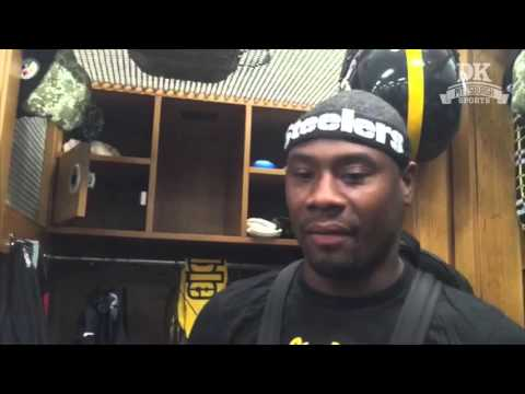 Jacoby Jones, Steelers