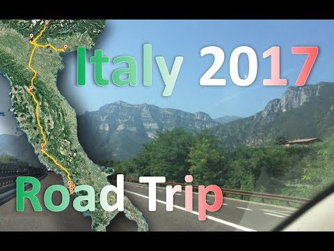 Italy 2017 - The Variety Road Trip - GoPro Travel Video