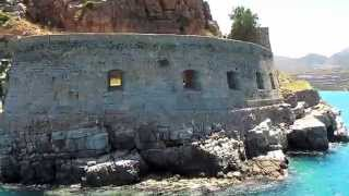 Spinalonga, Pirate and Leper Island