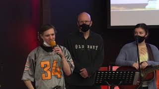 Waymaker- Pastor Kirk Brown