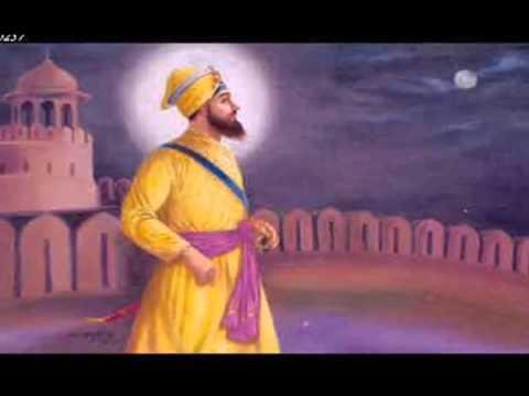 Ranjit singh Dhadrian Wale ----- Dharna sardari (shabad gurbani)