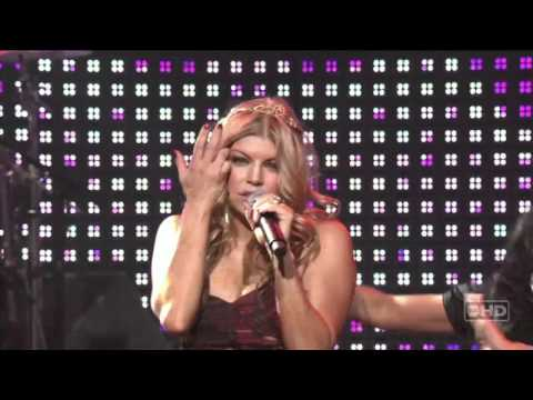 Fergie - London Bridge live @ Dick Clark's New Year's Rockin' Eve 2007 [HD/HQ]