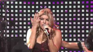 Fergie - London Bridge live @ Dick Clark