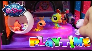 LPS VIP Party Playset - Littlest Pet Shop V.I.P. Party Time!