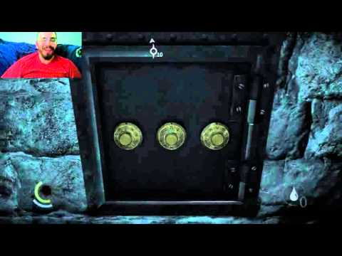 Thief jewelry store  safe combination