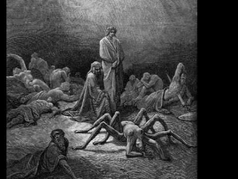 an analysis of inferno by dante aleghieri In inferno 2366 dante compares the leaden capes worn by the hypocrites to the   according to dante's analysis, guido did not experience conversion, for he.
