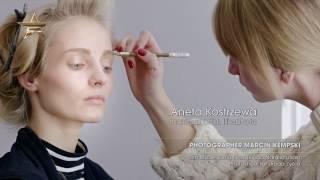 PHOTOGRAPHER MARCIN KEMPSKI with Model Zosia Nowak and Natalia Uliasz Photoshoot Uroda Zycia